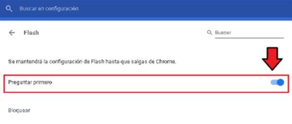 activar flash en firefox