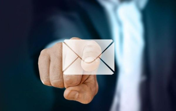 como escribir un corre electrónico formal