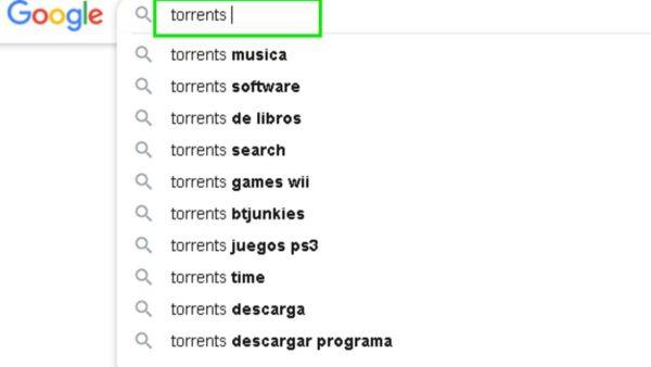 Método 2 para descargar torrents de juegos