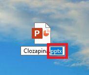 cambiar nombre y extensión de archivo desde windows 10