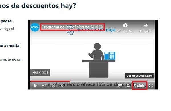 seleccionar un vido a descargar de cualquier web