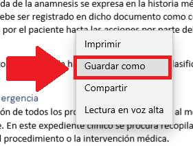 guardar PDF como documento PDF sin contraseña