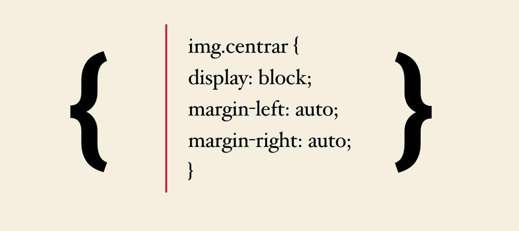 centrar imagen con html y css