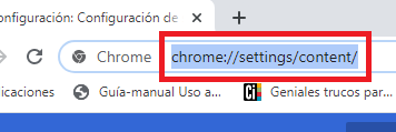 chrome://settings/content/