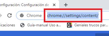 chrome://settings/content/