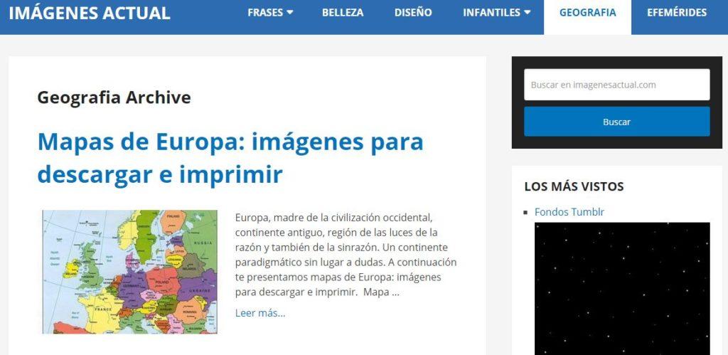guardar mapa de europa a color y blanco y negro ImagenesActuall