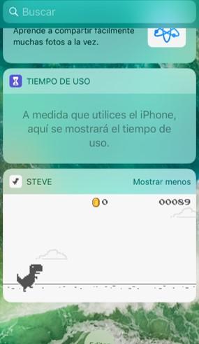 Gameplay del juego Steve.