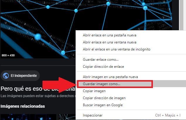 guardar gif desde google