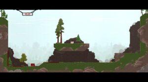 Gameplay del juego Super Meat Boy