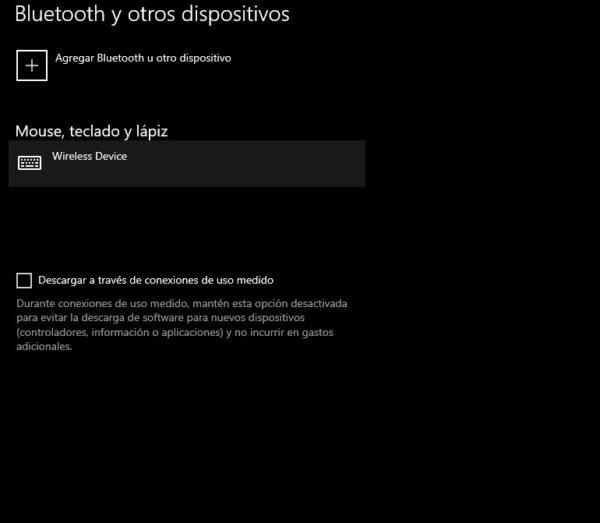 Qué hacer si Windows no detecta el Bluetooth.