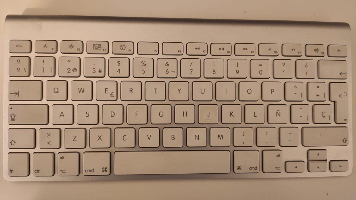 cambiar la distribucion del teclado en windows y en linux