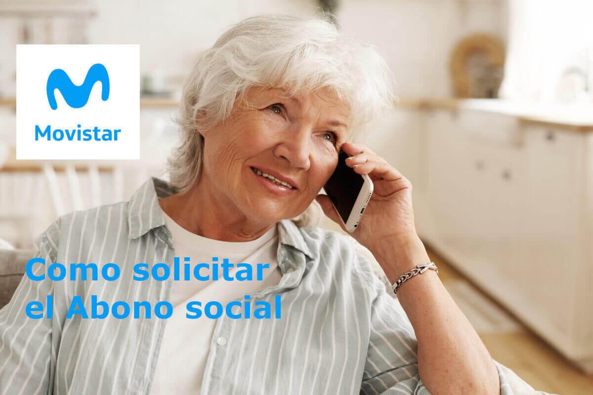 Como solicitar el abono social de telefonia