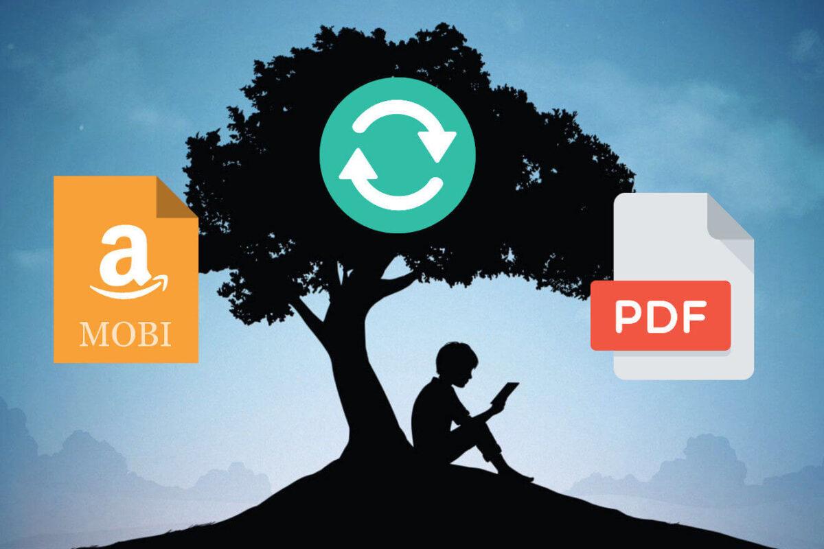 convertir y transferir pdfs a tu kindle en formato mob