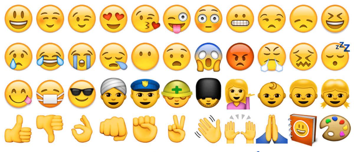 como crear emojis en iPhone