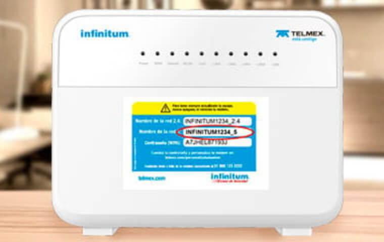 cambiar contraseña modem infinitum wifi